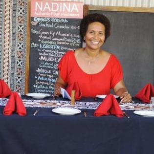 Nadina Authentic Fijian Restaurant, Nadi, Fiji
