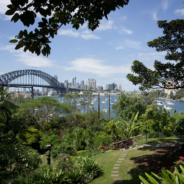 Wendy's Secret Garden, Lavender Bay, Australia