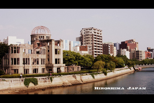 Atomic Bomb Dome, Naka Ward, Japan