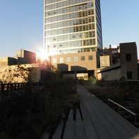 High Line Park, New York, New York