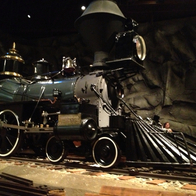 California State Railroad Museum, Sacramento, California