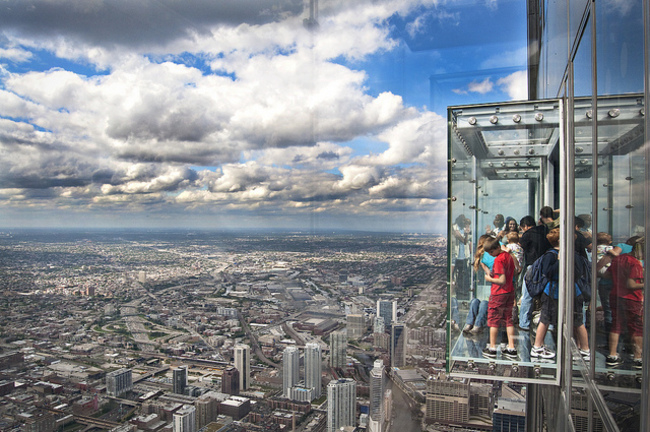 Skydeck Chicago, Chicago, Illinois