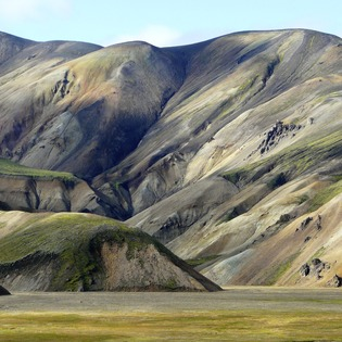 Landmannalaugar Hut, South, Iceland