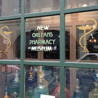 New Orleans Pharmacy Museum, New Orleans, Louisiana