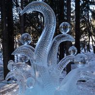 World Ice Art Championships, Fairbanks, Alaska