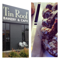 Tin Roof Bakery, Chico, California