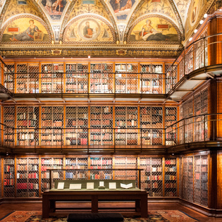 The Morgan Library & Museum, New York, New York