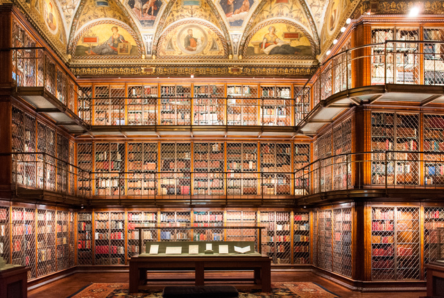 The Morgan Library Amp Museum New York New York Afar Com