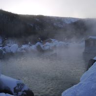 Chena Hot Springs, Fairbanks, Alaska