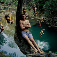 Currumbin Rock Pool, Currumbin Valley, Australia