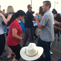 Salsa By The Sea, Santa Cruz, California