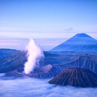 Mt Bromo, Tosari, Indonesia