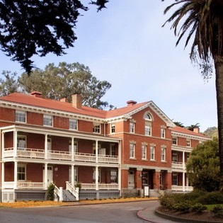 Inn at the Presidio, San Francisco, California