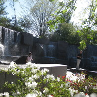 Franklin Delano Roosevelt Memorial, Washington, District of Columbia