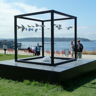 Olympic Sculpture Park, Seattle, Washington