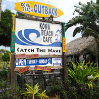 Kona Beach Cafe, Jensen Beach, Florida
