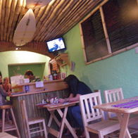 Super Natural Juice Cafe, Antigua Guatemala, Guatemala