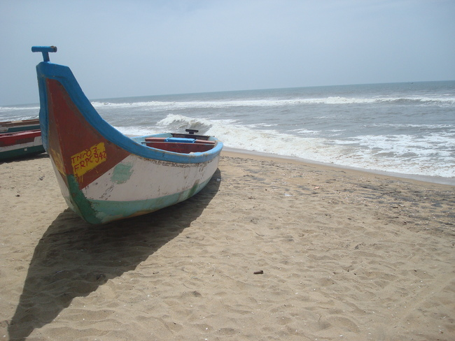 Ideal Beach Resort, Mahabalipuram, India