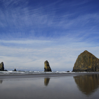 Cannon Beach Surf, Cannon Beach, Oregon