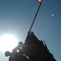 U.S. Marine Corps War Memorial, Arlington, Virginia