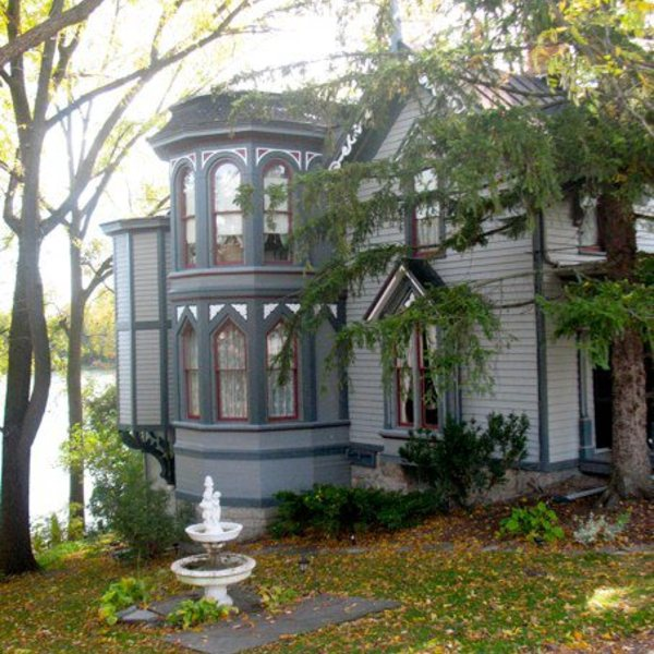Hubbell House Bed & Breakfast, Seneca Falls, New York