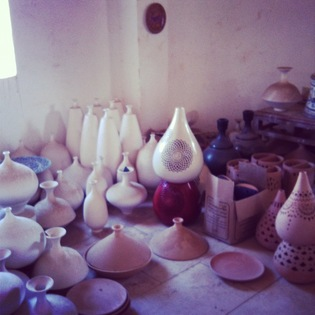 Tunis Pottery, Cairo, Egypt