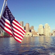 Boston Harbor, Boston, Massachusetts