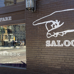 Comstock Saloon, San Francisco, California