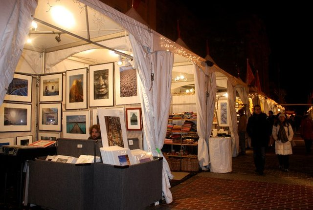 Penn Quarter Holiday Market, Washington, District of Columbia
