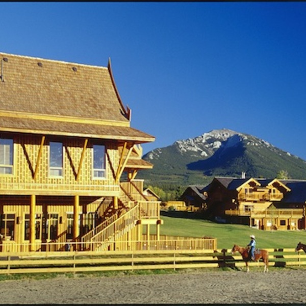 Echo Valley Ranch & Spa, Clinton, Canada