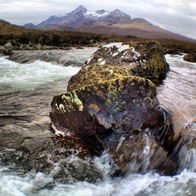 River Sligachan, Highland, United Kingdom