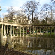 Parc Monceau, Paris, France
