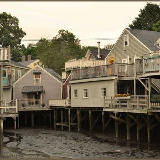 Dock Square, Kennebunk, Maine