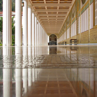 Getty Villa, Los Angeles, California