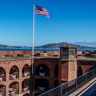Fort Point National  Historic Site, San Francisco, California
