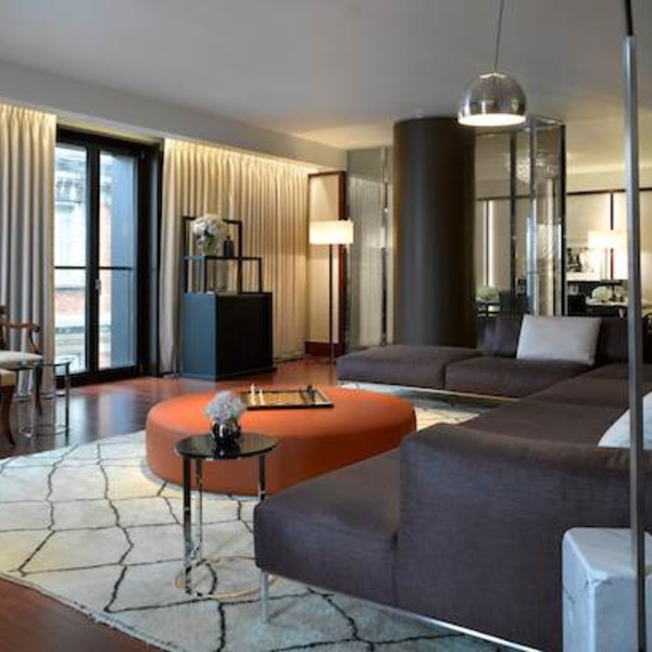 Bulgari Hotel London, London, United Kingdom