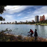 Lakeside Park, Oakland, California