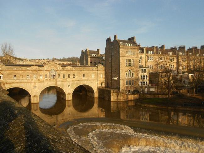 Pulteney Bridge, Bath, Bath, United Kingdom