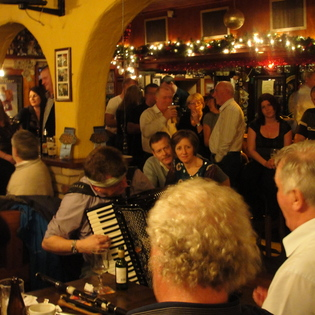 Gus O'Connor's Pub, Doolin, Clare, Ireland