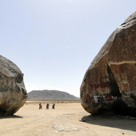 Giant Rock, Landers, California