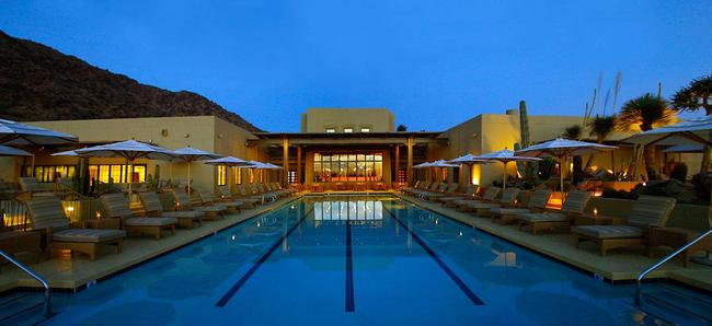 JW Marriott Camelback Inn Resort & Spa, Paradise Valley, Arizona