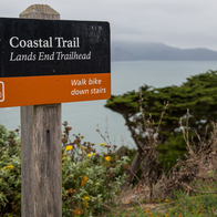 San Francisco Coastal Trail, San Francisco, California