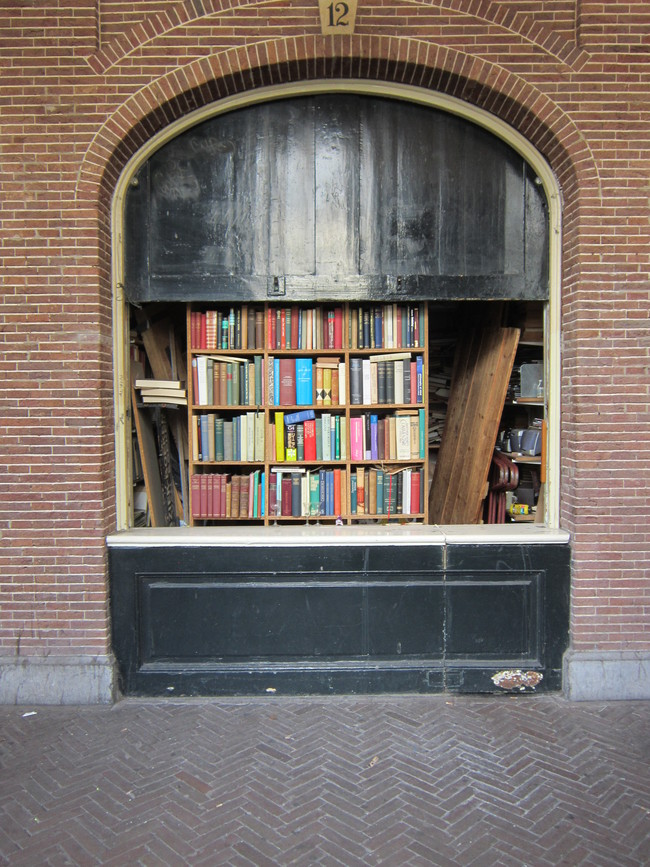 The American Book Center, Amsterdam, The Netherlands
