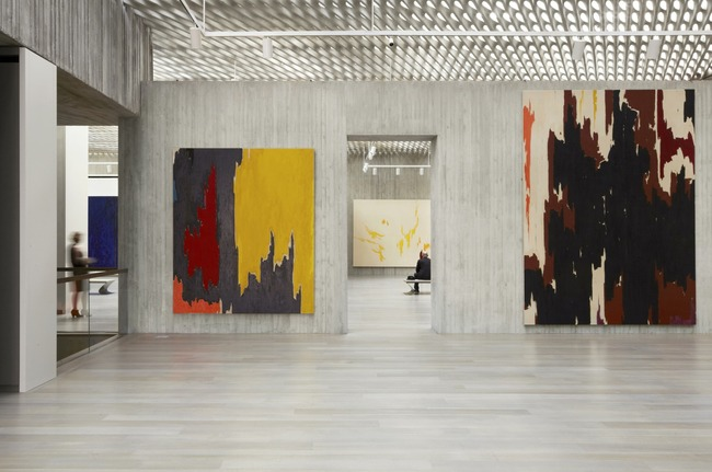Clyfford Still Museum, Denver, Colorado