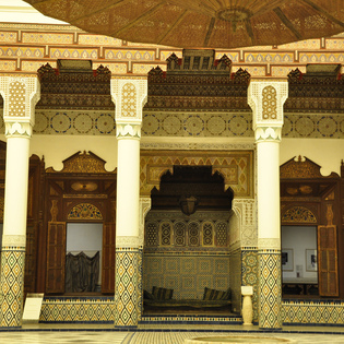 Museum of Marrakesh, Marrakesh, Morocco