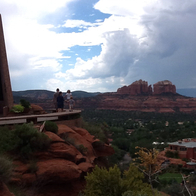 Church of the Red Rocks, Sedona, Arizona