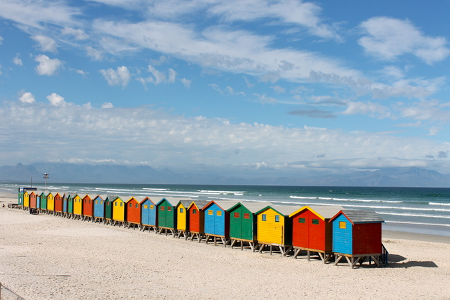 Muizenberg, Cape Town, South Africa