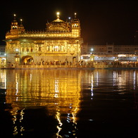 Golden Temple in Amritsar, Amritsar, India