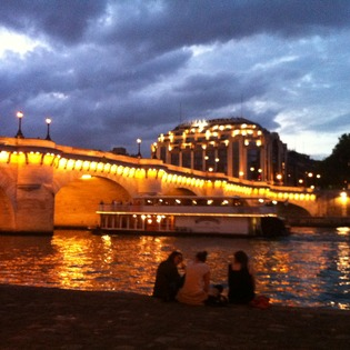Pont-Neuf, Paris, France