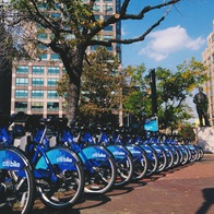 Citi Bike, New York, New York